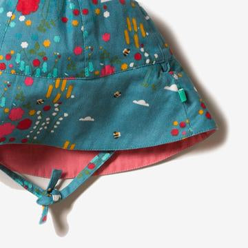 Wildflower Meadow Reversible Sunhat - Little Green Radicals