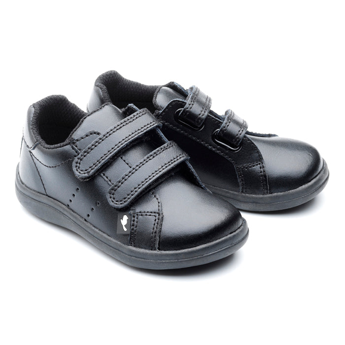 'Taylor' Leather School Shoe