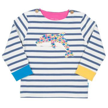Dolphin sweatshirt - Organic Cotton from Kite