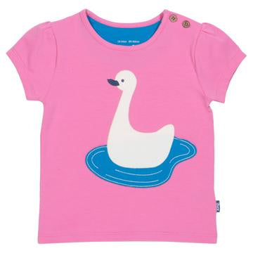 Swan T-shirt by Kite