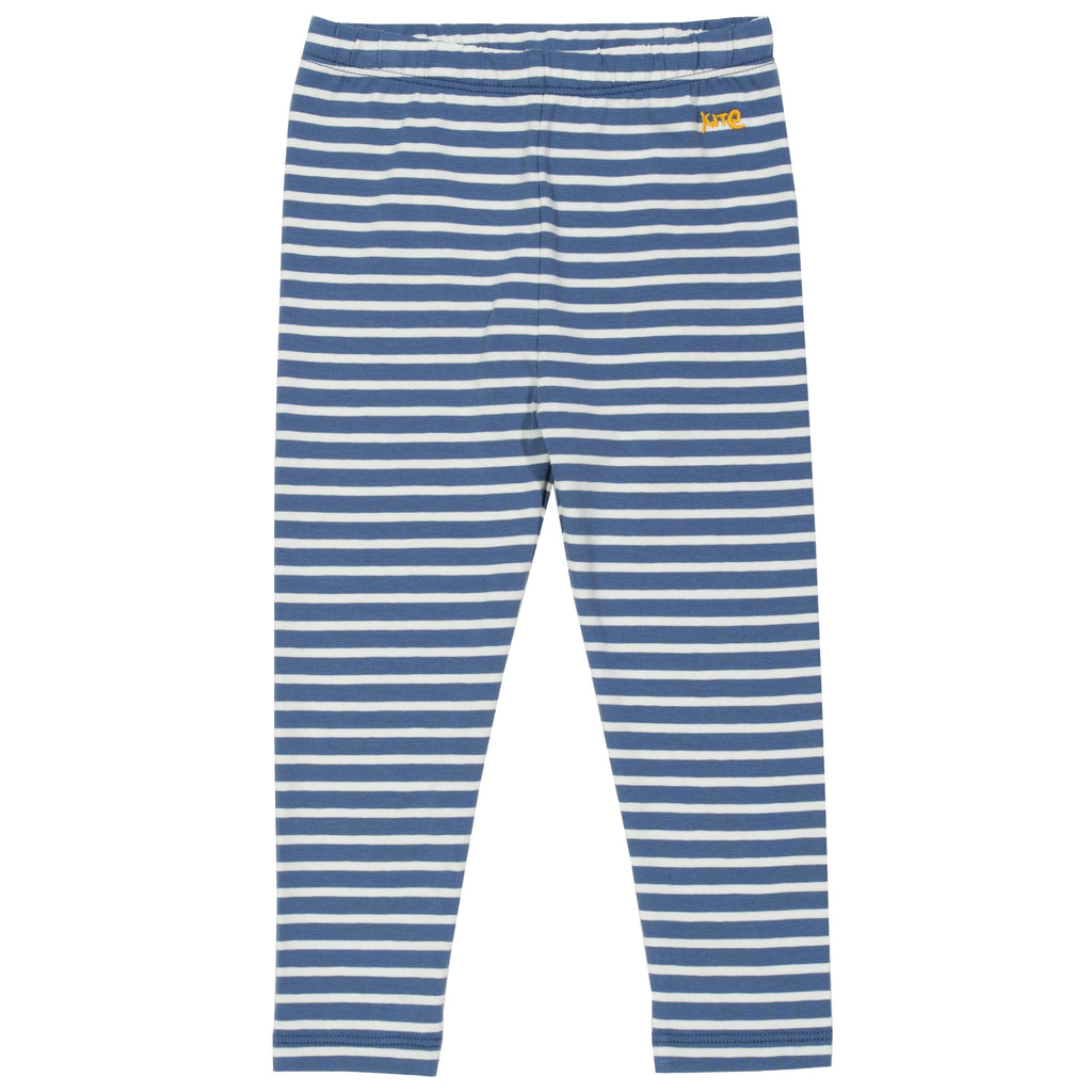 Kite Mini stripy leggings