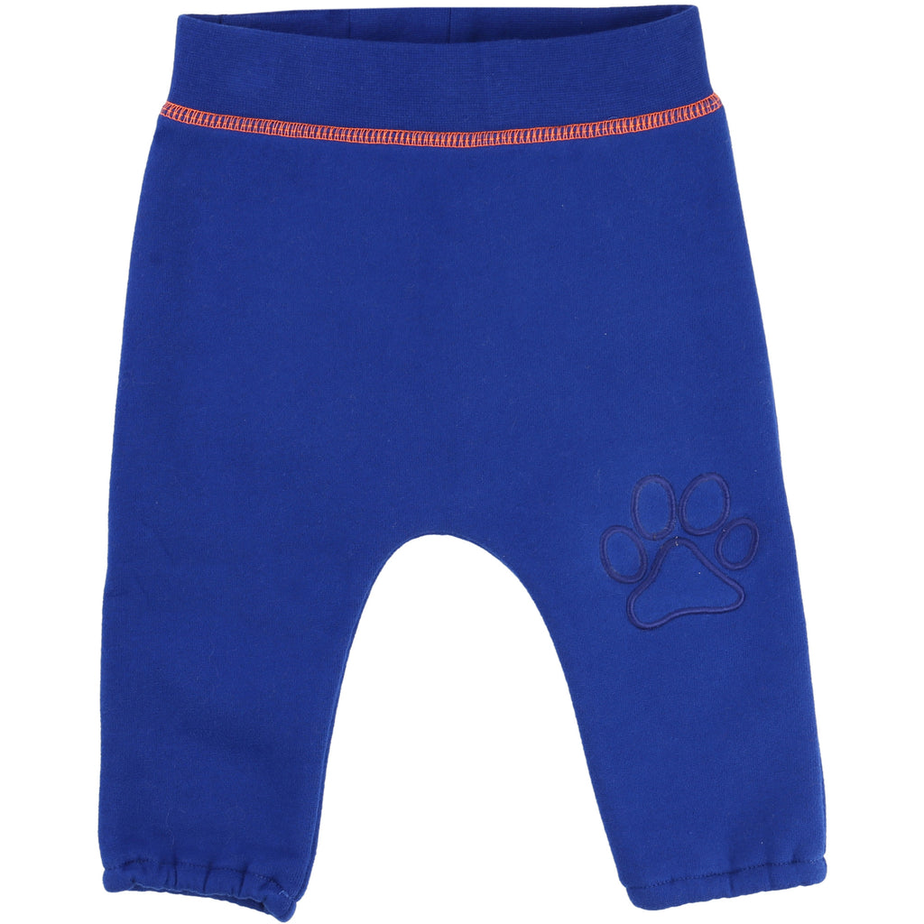 Billybandit - Baby and Toddler Boys Jogger Trousers in Blue, 12m