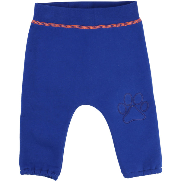 Baby and Toddler Boys Jogger Trousers in Blue