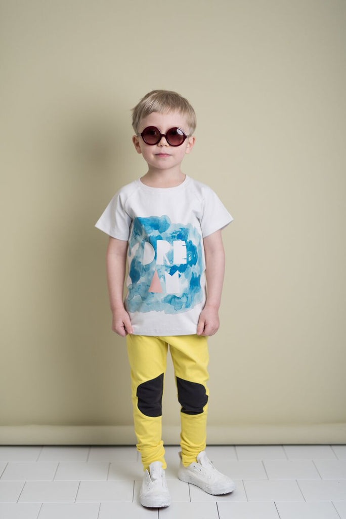 Papu - Cloudy Dream Print T-Shirt, 5-6y