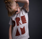 Dream T-Shirt with Mesh Print