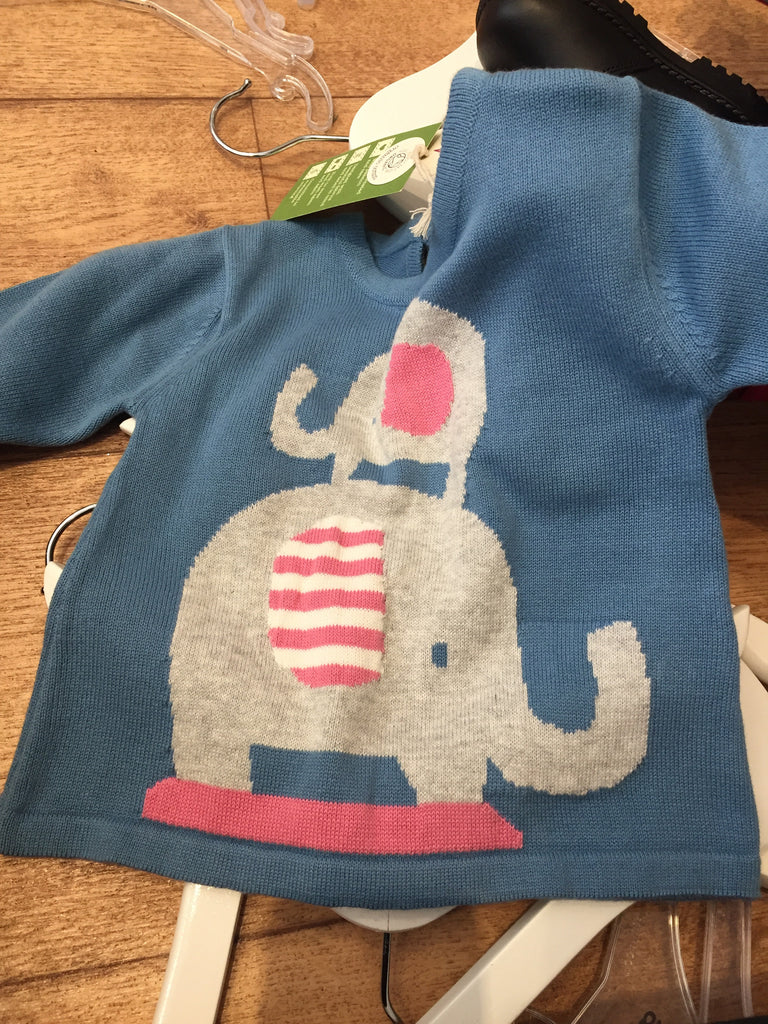 Kite elephant jumper