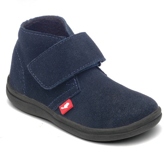 Boys 'Luie' Suede Boot by Chipmunk