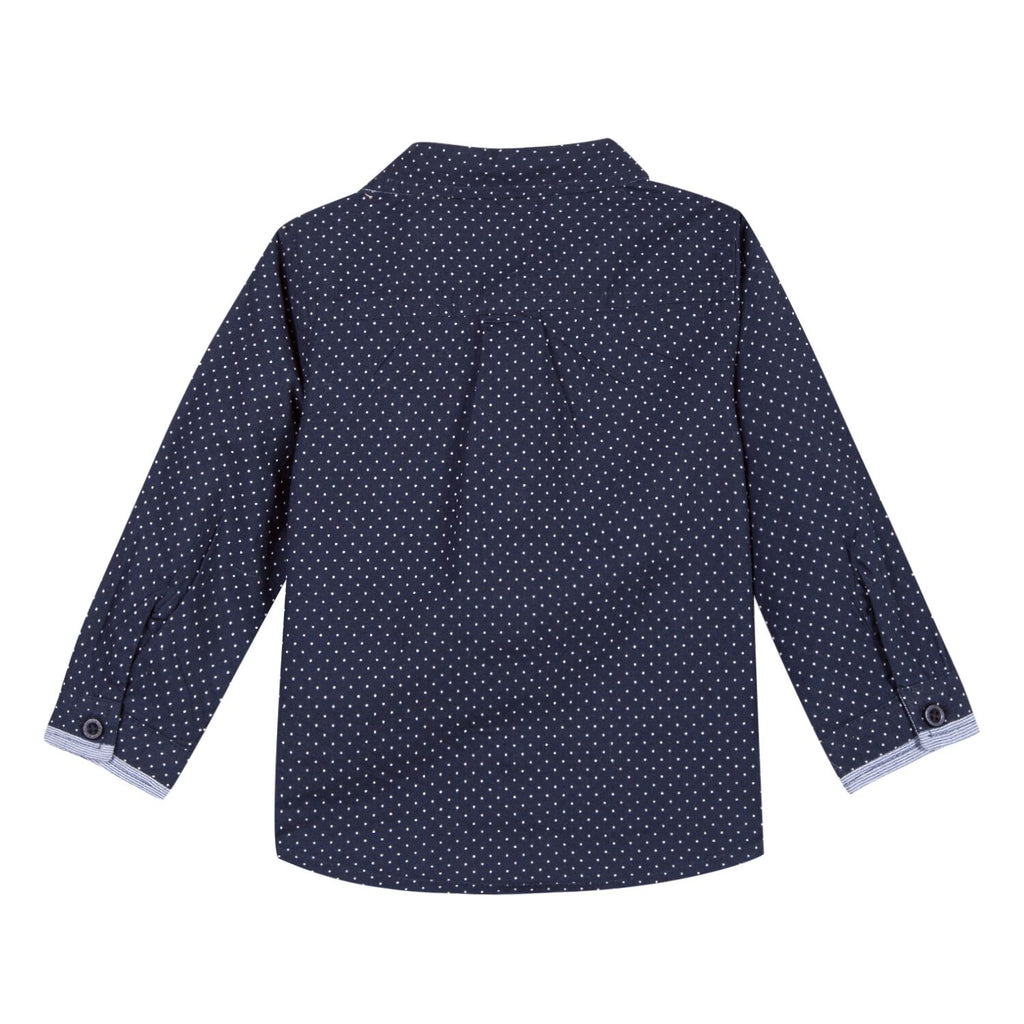 3 Pommes - Baby & Toddler Polka Dot Shirt