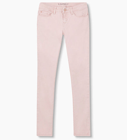 Pastle Pink Jeans
