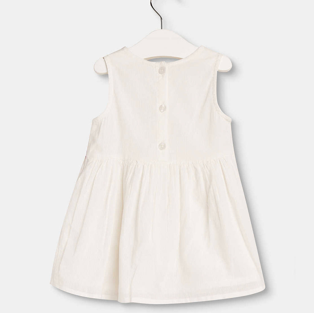 Baby & Toddler Sleeveless Cotton Dress