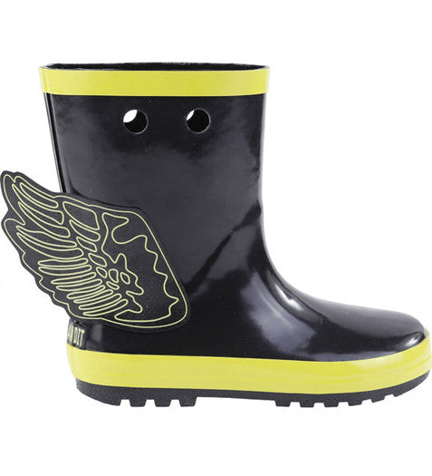 Winged Wellies