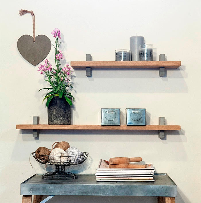 mecasa.wooden shelves