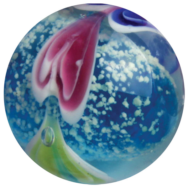 Wave Breaker Handmade Marbles - 22mm