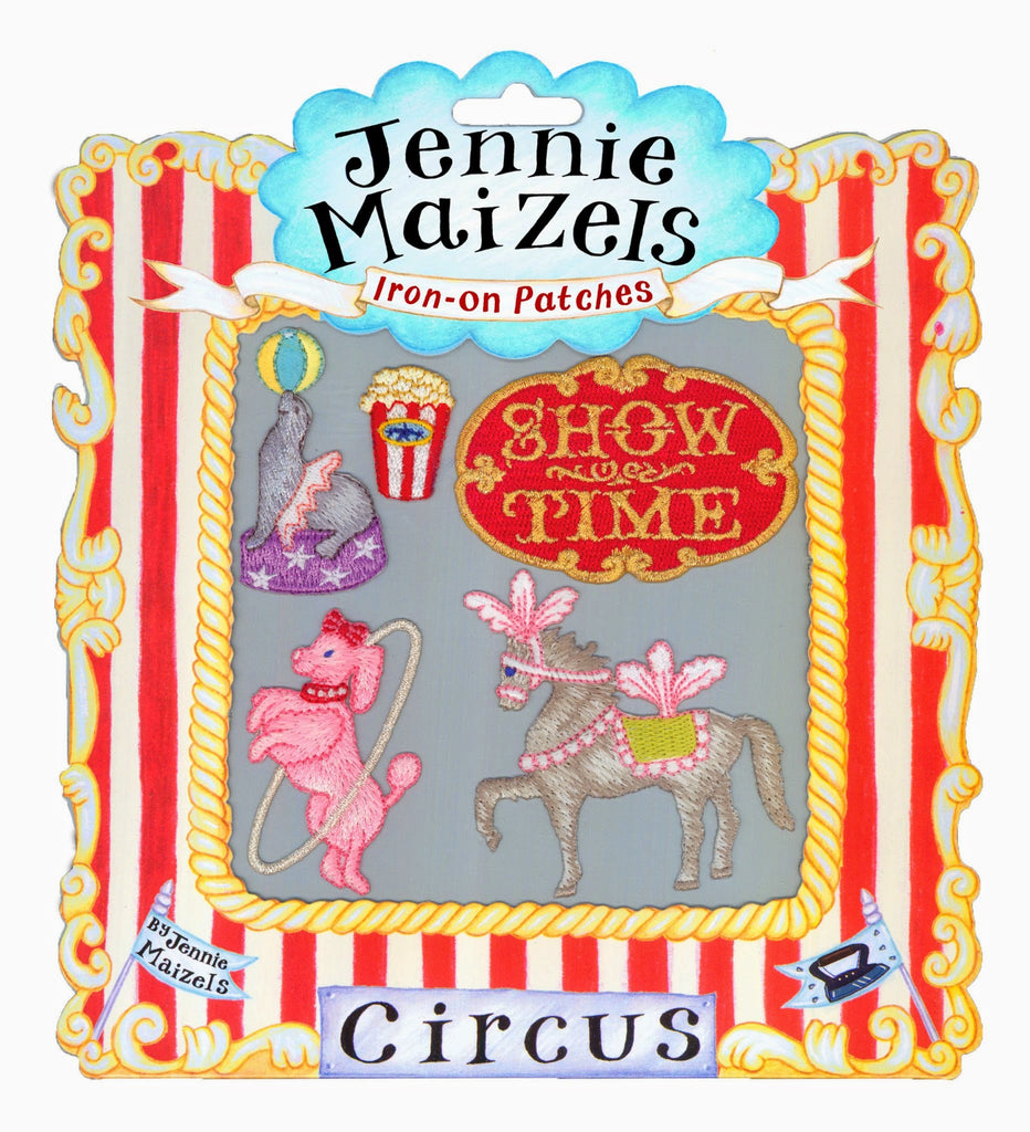 Circus - A Set of Clothes Plasters