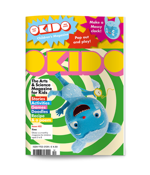 OKIDO Issue No.52 - Time