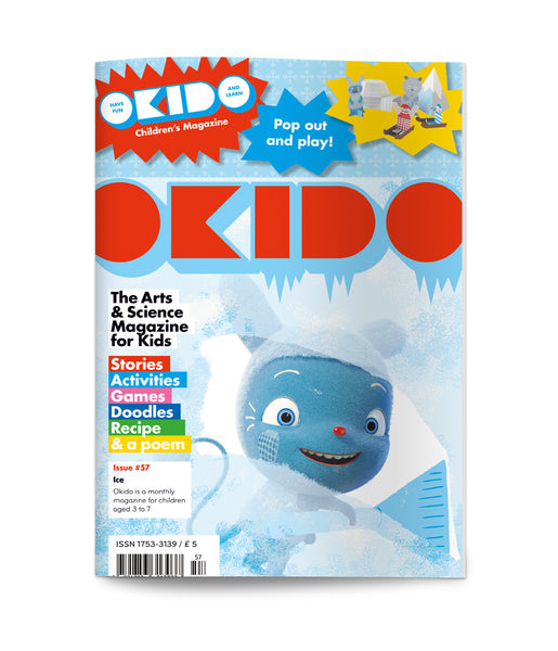 OKIDO Issue No.57 - Ice
