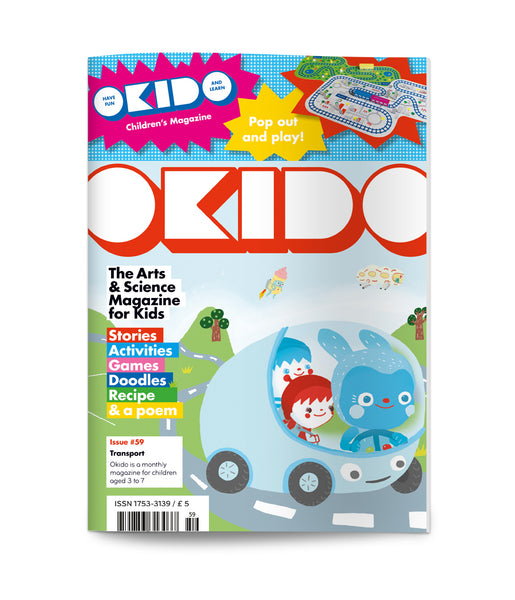 OKIDO Issue No.59 - Transport