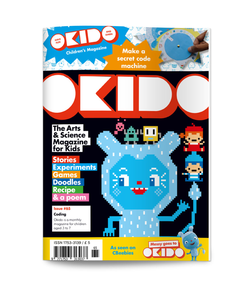OKIDO Issue No.65 - Coding