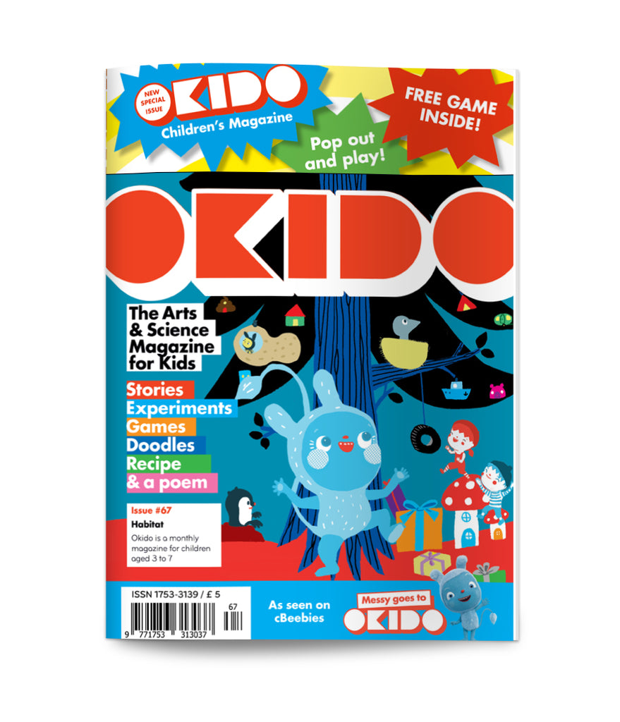 OKIDO Issue No.66/67 - Homes and Habitat