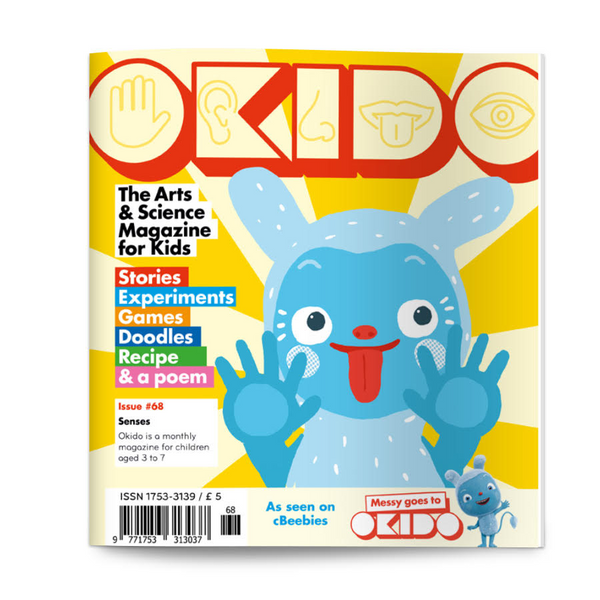 OKIDO Issue No.68 - Senses