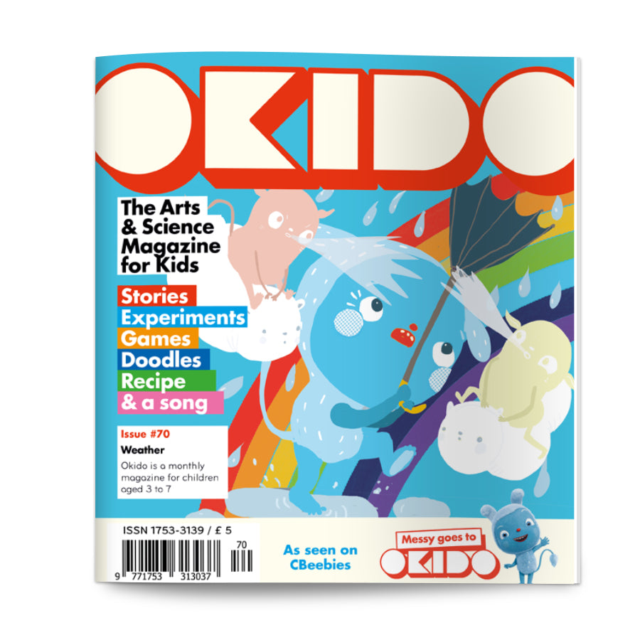 OKIDO Issue No.70 - Weather