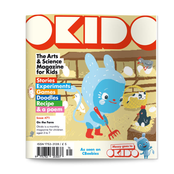 OKIDO Issue No.71 - The Farm