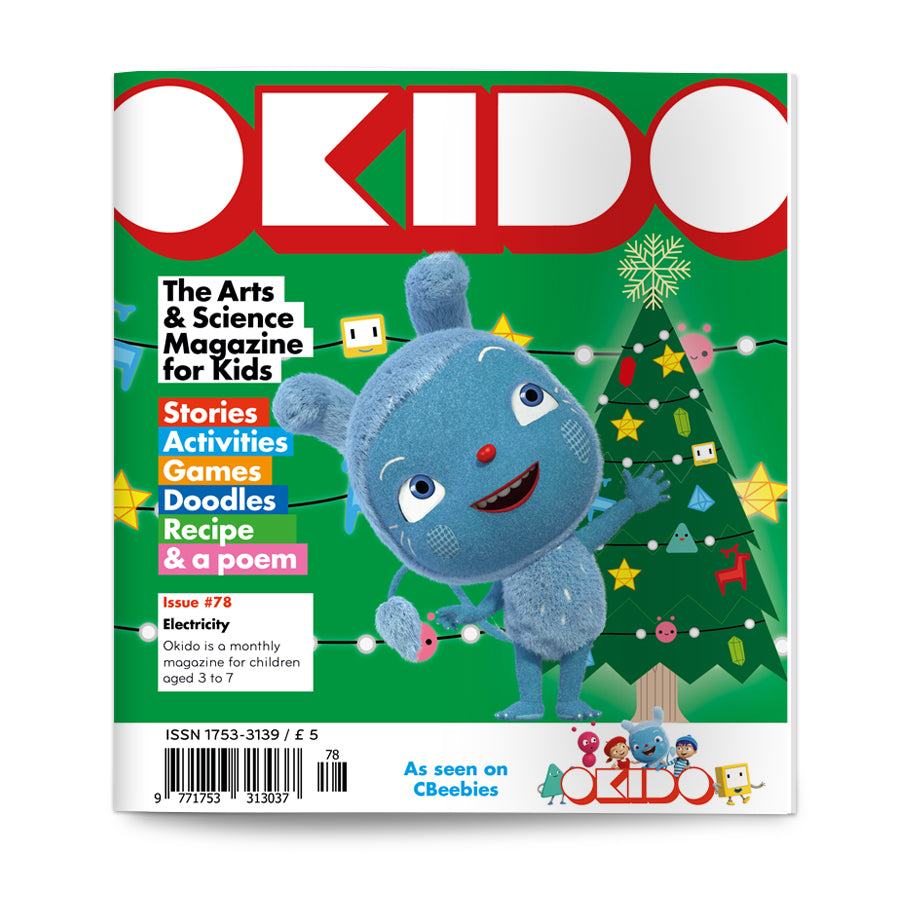 OKIDO Issue No.78 - Electricity