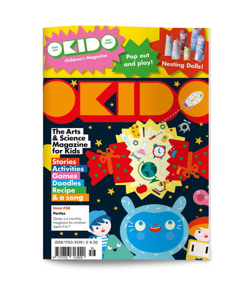 OKIDO Issue No.56 - Parties