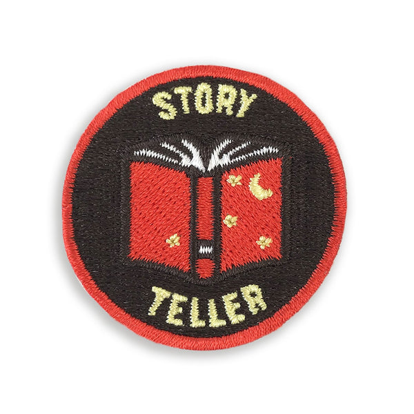 Story Teller Merit Patch