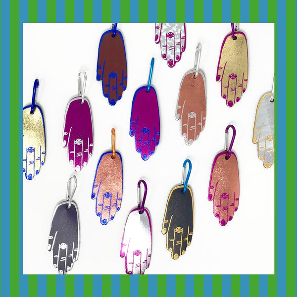 Gem Hand Bag Tag