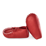 Classic Moccasin - Red Apple
