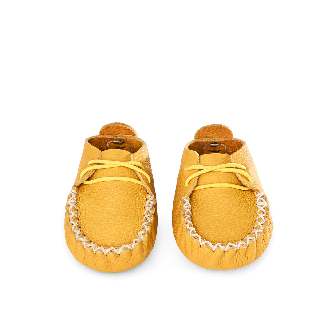 Classic Moccasin - Buttercup Yellow