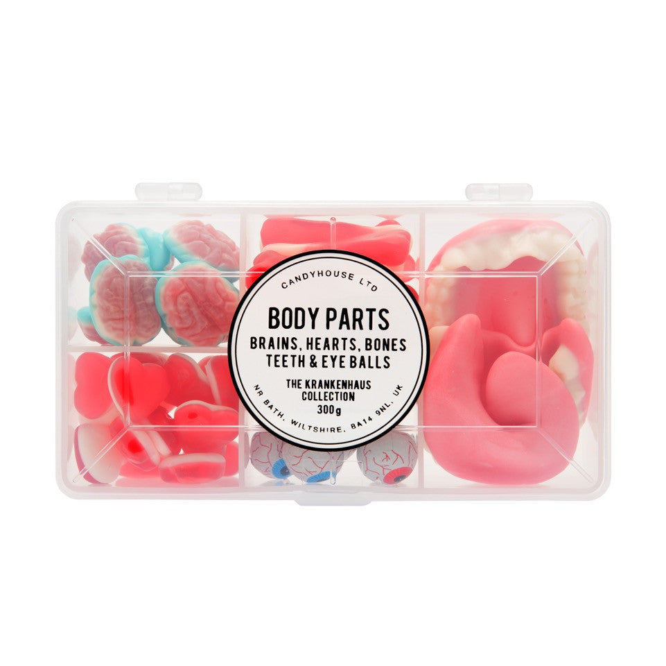 Body Parts - Box of Sweets