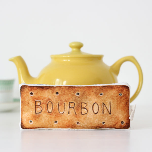 Biscuit Rattle - Bourbon