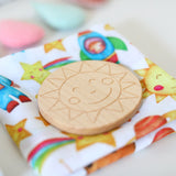 Wooden Teether - Sunshine