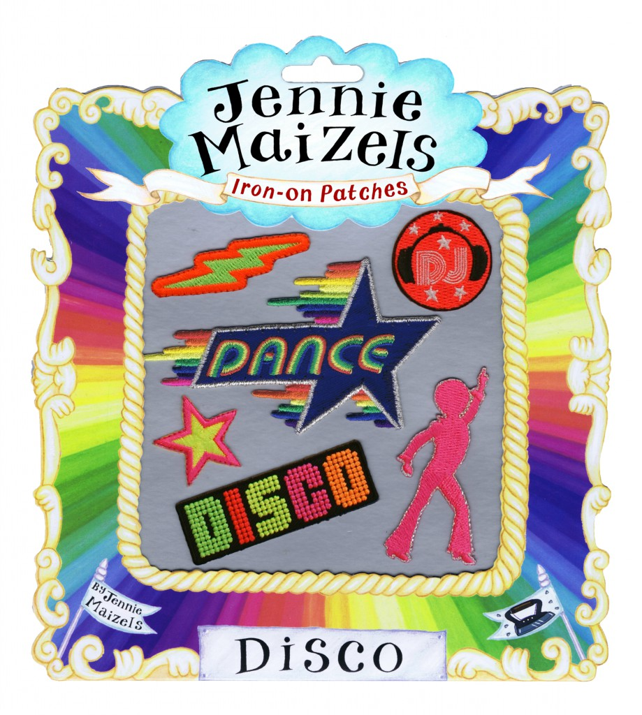 Disco! - A Set of Clothes Plasters