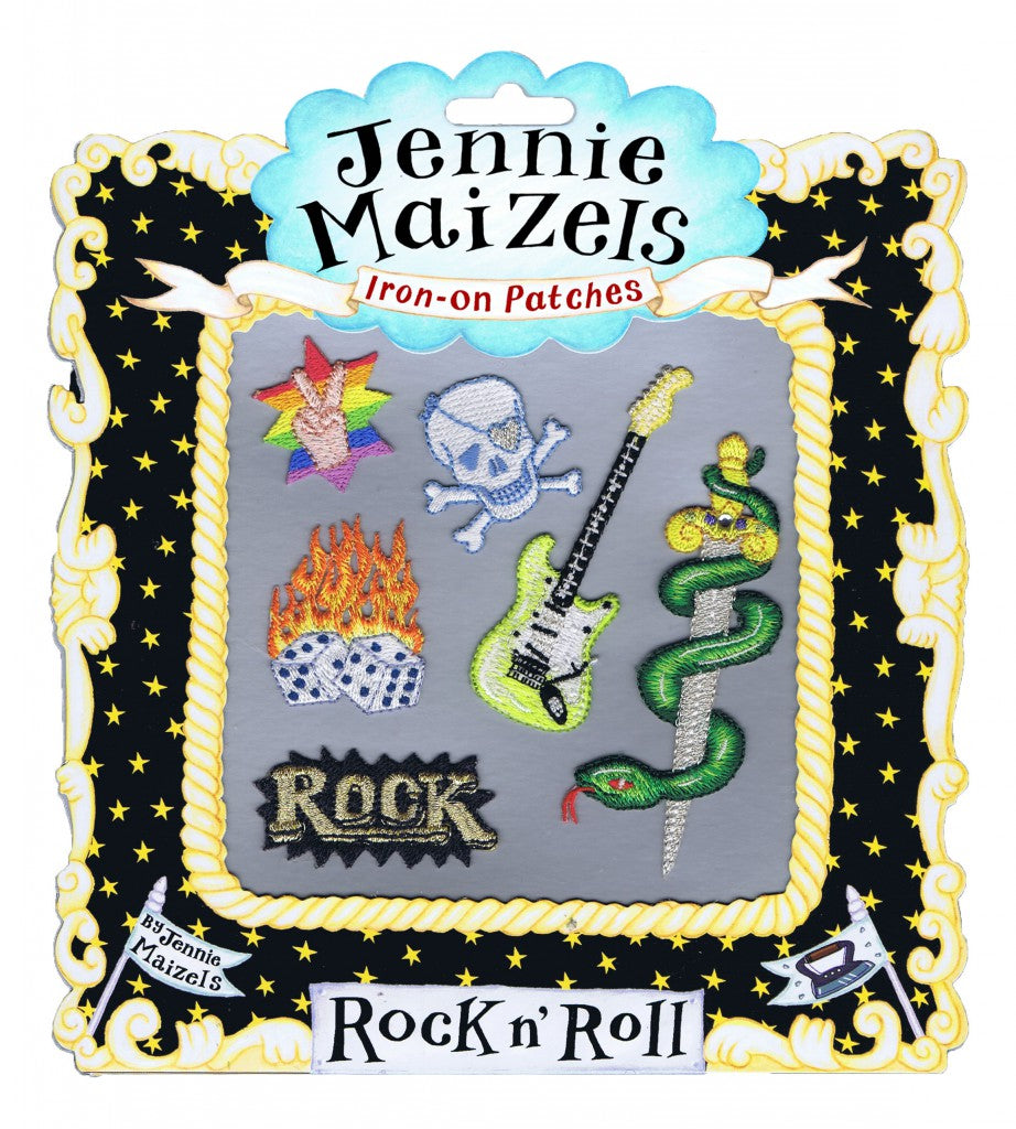 Rock'n Roll - A Set of Clothes Plasters