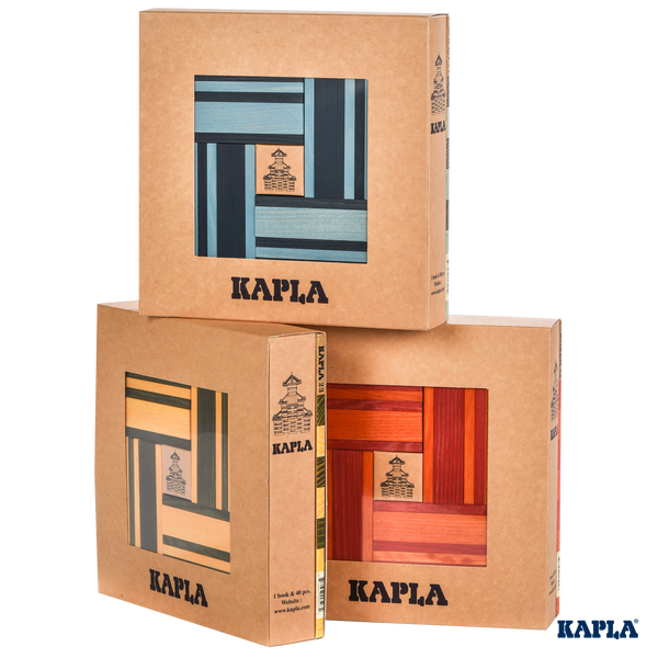 KAPLA - Colours and Book