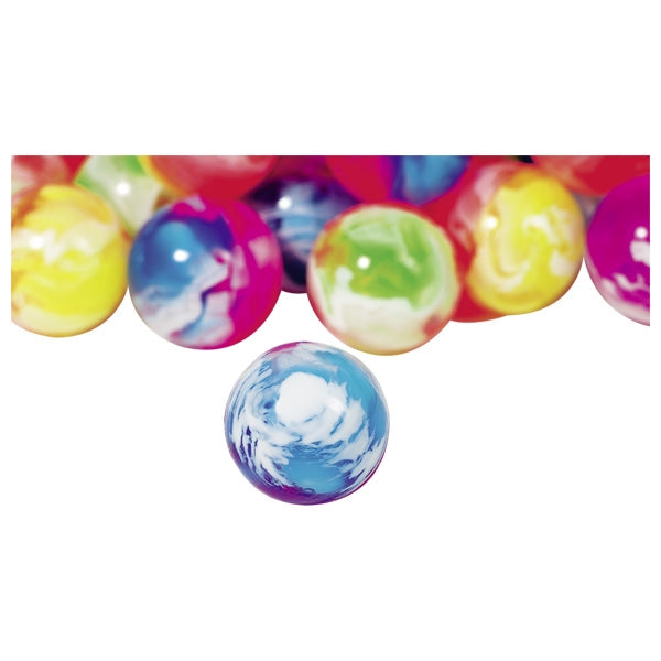 Marbled Bouncy Balls