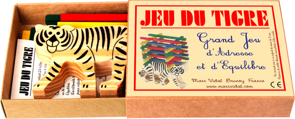 'Jeu du Tigre' A Tower Game