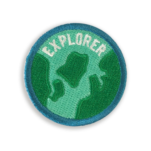 Explorer Merit Patch