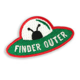 Finder Outer Merit Patch