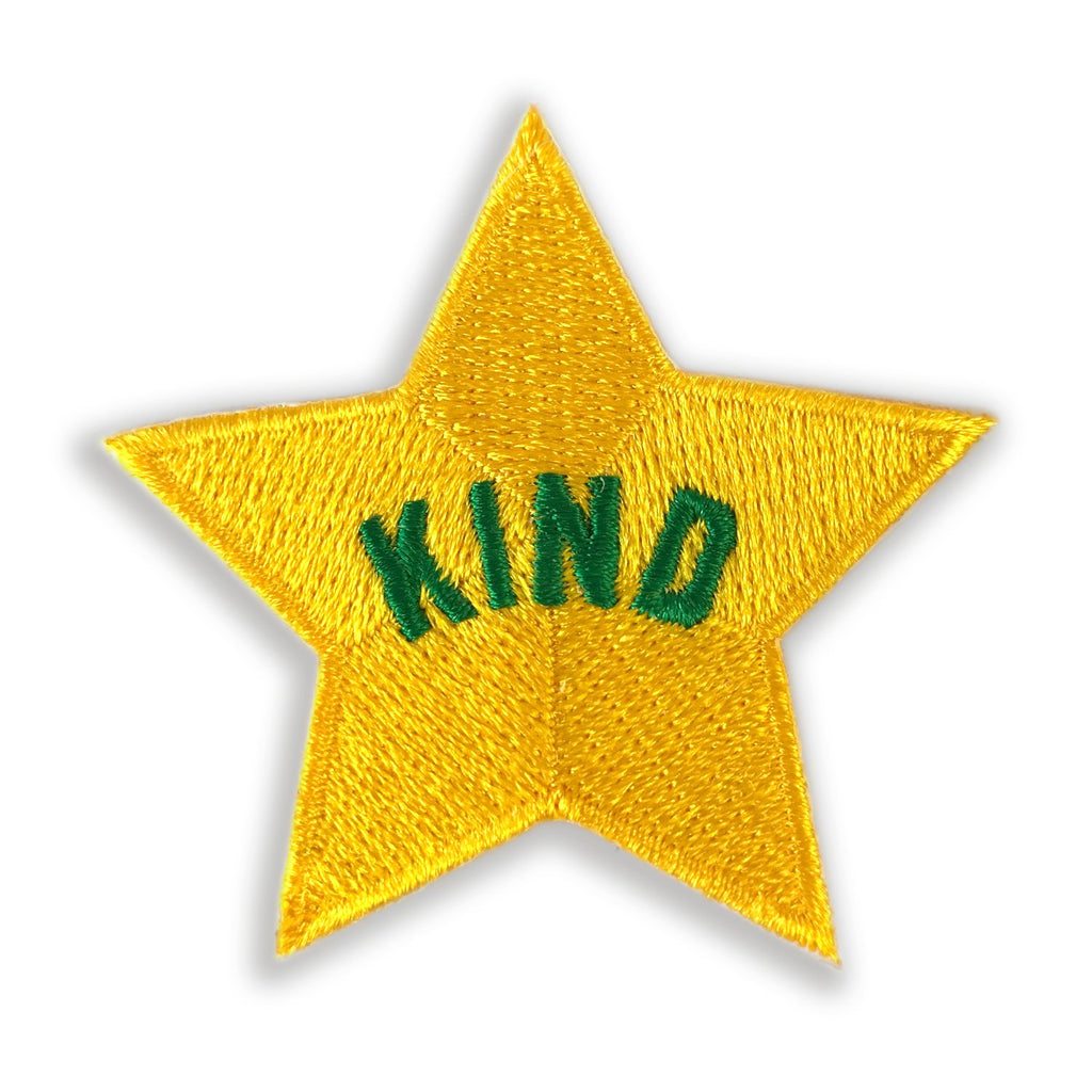 Kind Star Merit Patch
