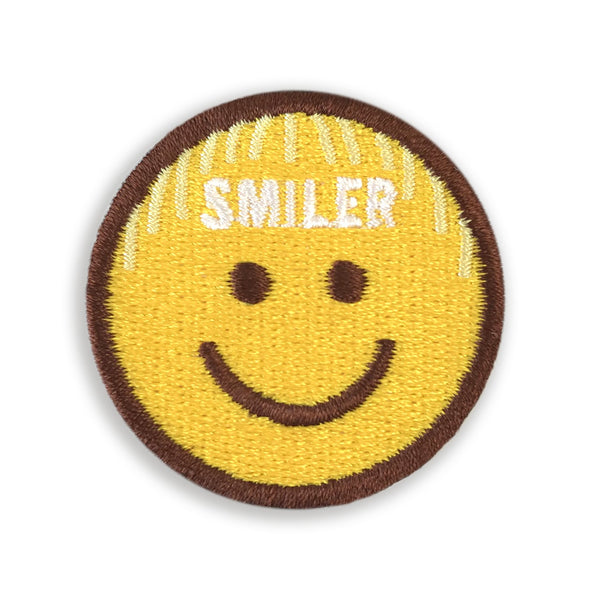 Smiler Merit Patch