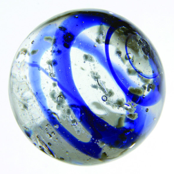 Moonstone - Glow in the Dark - Handmade Marbles - 25mm