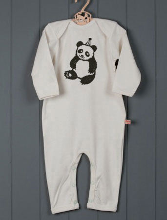 Party Panda Suit by Petra Boase