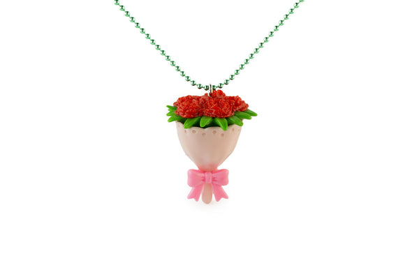 POP CUTIE Roses Necklace