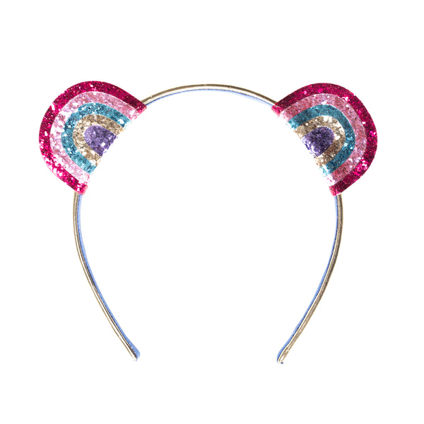 Over The Rainbow Head Band
