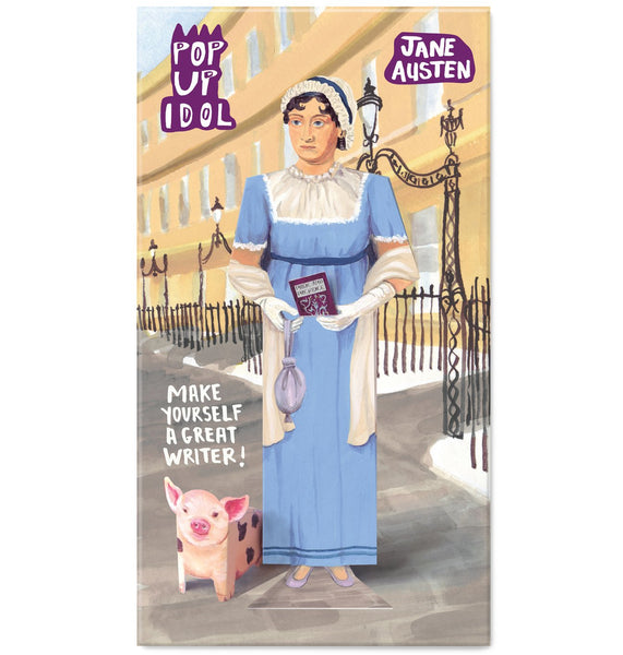 Pop Up Idol - Jane Austen