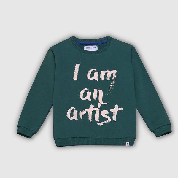 'I AM AN ARTIST' Sweat